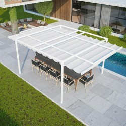Pergola Elena Retractable