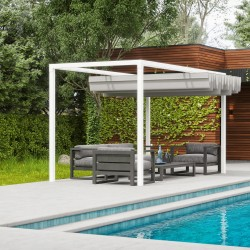 QEEQ.IT - Pergola Cloè Retractable