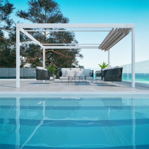 Pergola Beatrice Retractable