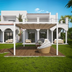 QEEQ.IT - Pergola Arianna Retractable