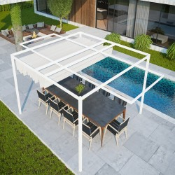 QEEQ.IT - Pergola Elena Retractable