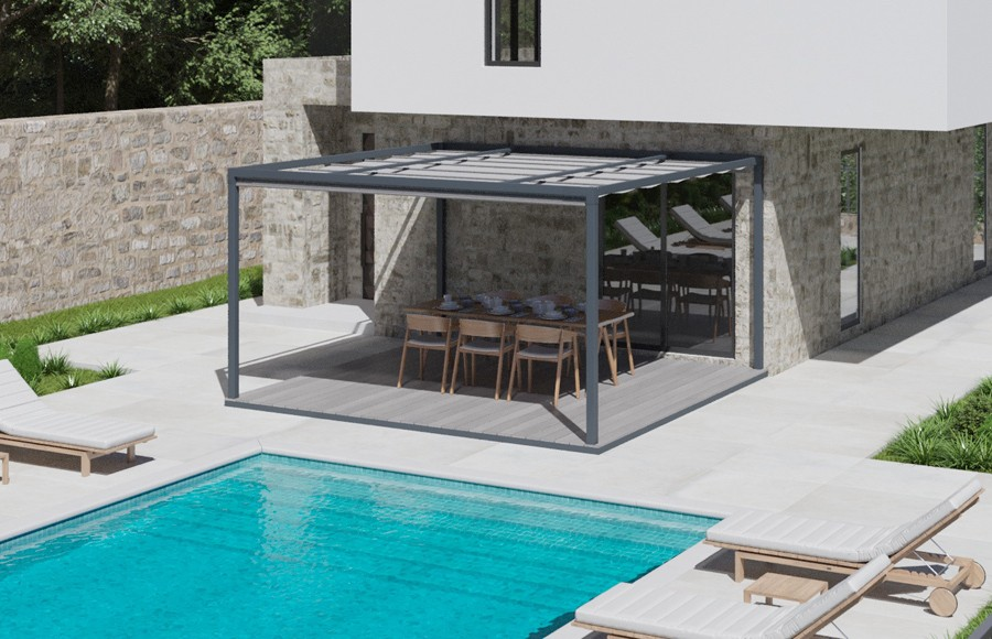 Pergola Retractable